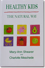 Book - Healthy Kids The Natural Way